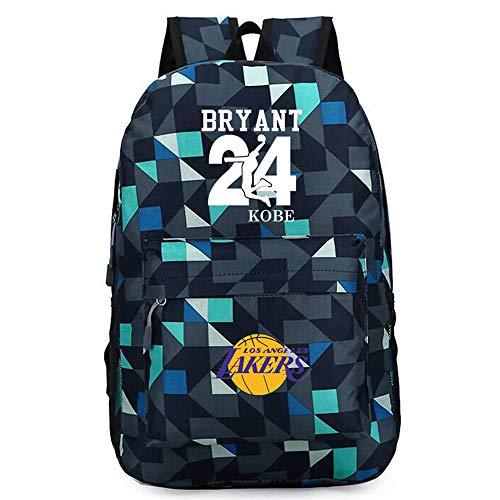 K Sportiva Tracolla Sjymkyc Bag Zaino Basket Messenger Kobe Viaggio Palestra Borsa A Bryant Da AqOHqzSg