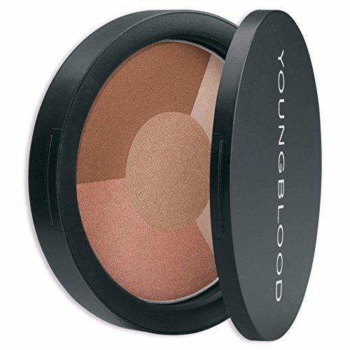 Youngblood Mineral Cosmetics Natural Radiance Bronzer/Highlighter - Sundance - 9.5 g / 0.33 oz Youngblood Mineral Powder
