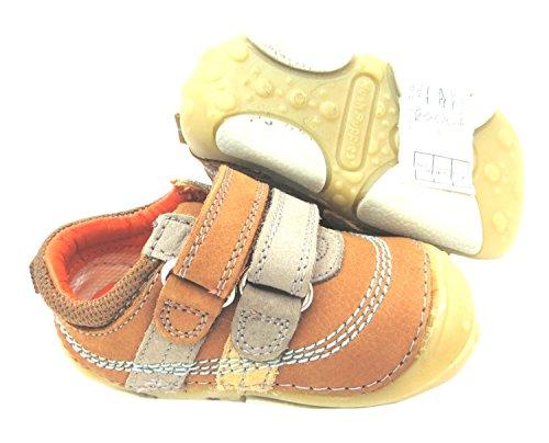 Hush Puppies ein Ehemaliges Ausstellungsstück Moo Leder Erste Schuhe
