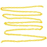 Rubbermaid Commercial 20-Inch Yellow Plastic Link