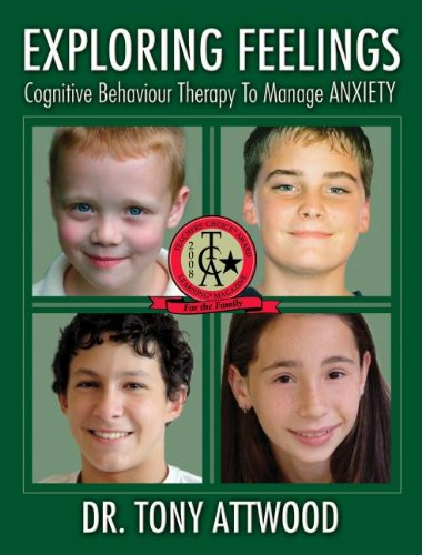 Exploring Feelings: Anxiety: Cognitive Behaviour Therapy to Manage Anxiety
