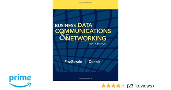 Business Data Communications And Networking Jerry