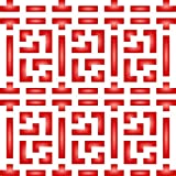 """wall painting ideas Chinese Lattice Stencil - (size 6.5""""w x 6.5""""h) Reusable Wall Stencils for Painting - Best Quality Allover Wallpaper ideas - Use on Walls, Floors, Fabrics, Glass, Wood, Terracotta, and More......"""