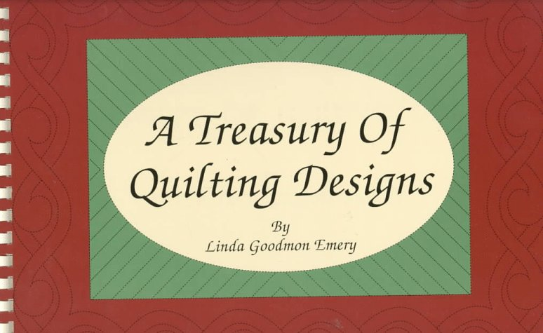 Read Online A Treasury Of Quilting Designs pdf