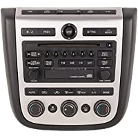 Reman OEM Stereo Radio CD Player For Nissan Murano 2003 2004 2005 - BuyAutoParts 18-40053R Remanufactured