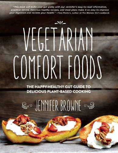 Vegetarian Comfort Foods Delicious Plant Based product image