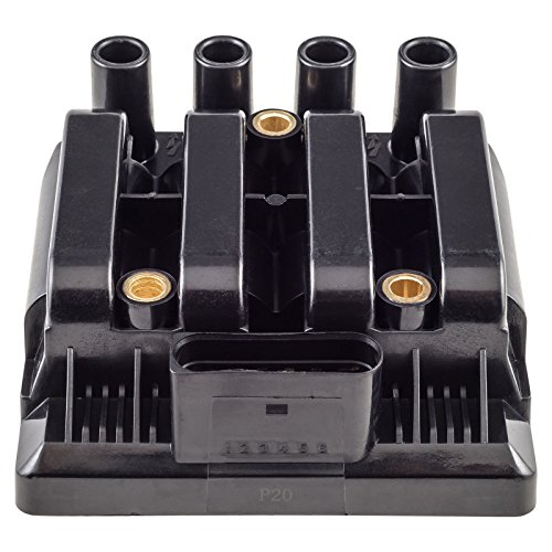 Ignition Coil Pack for VW Jetta Golf Beetle 2.0L L4 fits UF-484 / UF484 / 06A905097 / C1393