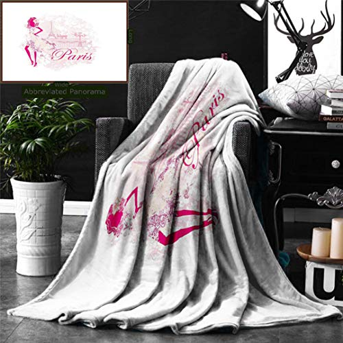 Ralahome Unique Custom Digital Print Flannel Blankets Fashion