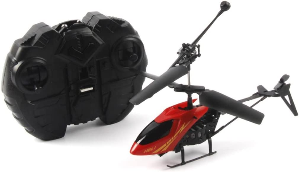 Red FEIXIANG Helicopter Toy 2017 RC 901 2CH Mini rc helicopter Radio Remote Control Aircraft Micro 2 Channel