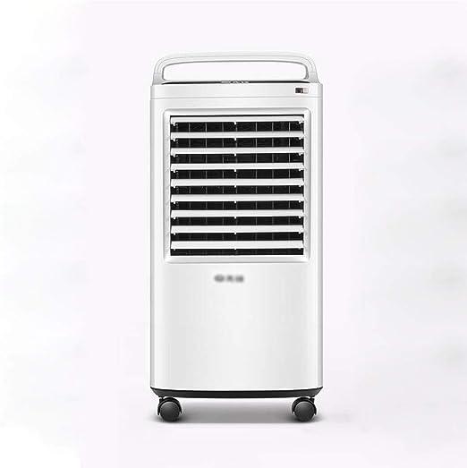 Ainaobaoybz Climatizador Evaporativo,Climatizador Portátil, Enfriador de Aire móvil Ecology, Ventilador de Aire Acondicionado evaporativo de 3 velocidades con Control Remoto Tanque de Agua de 8L: Amazon.es: Hogar