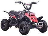 Mini Monster 24v 250w ATV Red