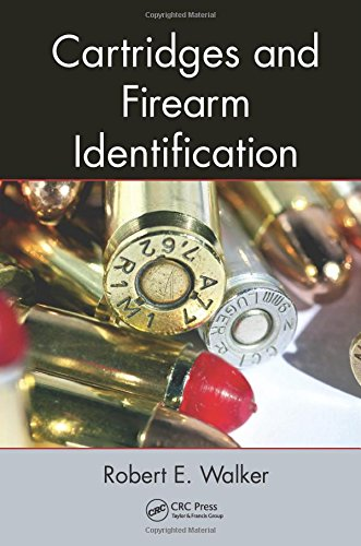 Cartridges and Firearm Identification (Advances in Materials Science and Engineering)