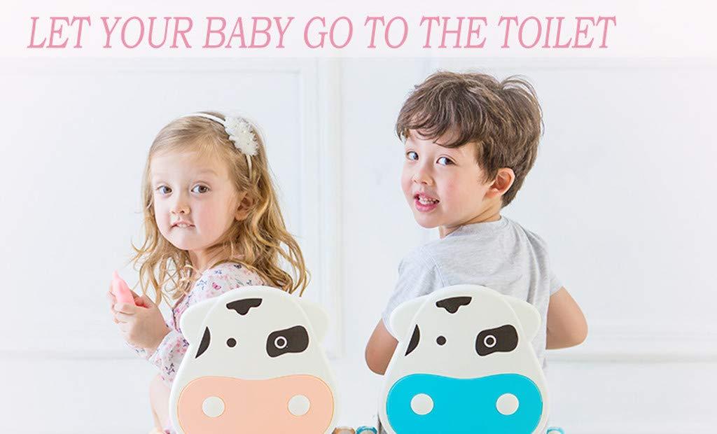 blau 850g Bibao Baby Toilettentraining mit weichem Kissen 168198