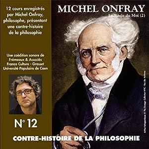 Contre-histoire de la philosophie 12.1 Discours