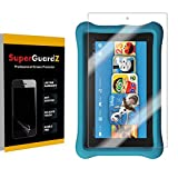 [3-Pack] For Fire HD 6 Kids Edition (6', 4th Gen, 2014 Release) - SuperGuardZ Ultra Clear Screen Protector, Anti-Scratch, Anti-Bubble