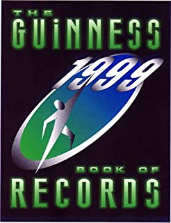 the guinness book of world records 1998 serial guinness books