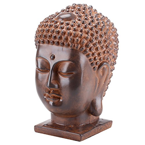 yoga figurines made of bronze - 7