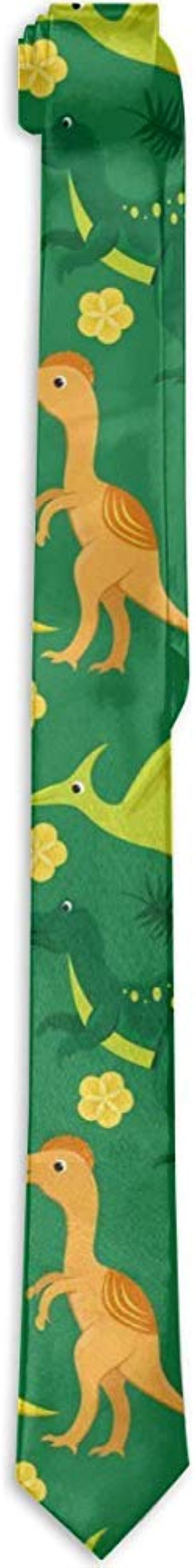 La corbata flaca de los hombres de ocio, dinosaurio de dibujos ...