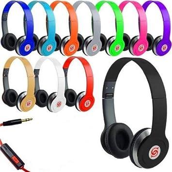 HD Sound DJ Style SOLID BASS On-Ear Headphones SL-800  Amazon.de  Elektronik 4f7c7dc9f0