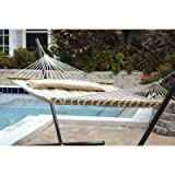 Smart Garden 52325-DTP Monte Carlo Premium Poly Double Hammock