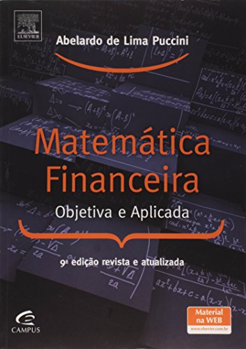 Matemática Financeira Objetiva e Aplicada