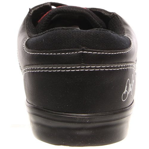 Dale Jr Footwear Heren Pitstop Zwart