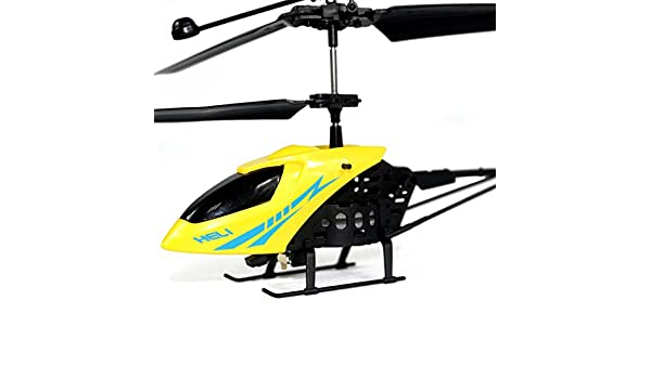 CHENWENEED Juguetes niños,RC 901 2CH Mini helicóptero Radio ...