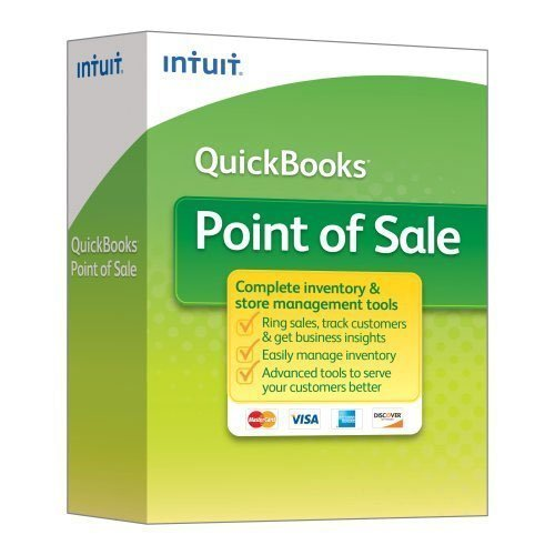 QuickBooks Point of Sale Multi-Store v12 Desktop Upgrade by Intuit