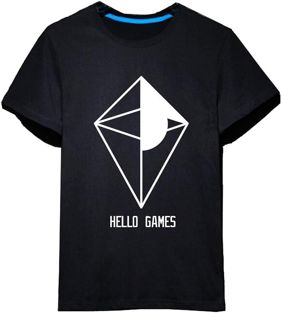Seuriamin V Mens Summer Gym Short Sleeve T-Shirt
