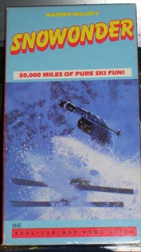 - Snowonder-50,000 miles of pure ski funi