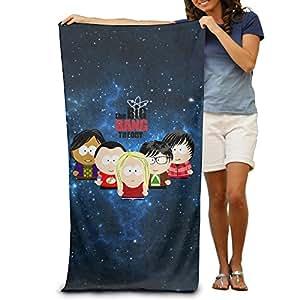 RMayyaN The Big Bang Theory Season 9 Adult's Lightweight Microfibre Towel One Size