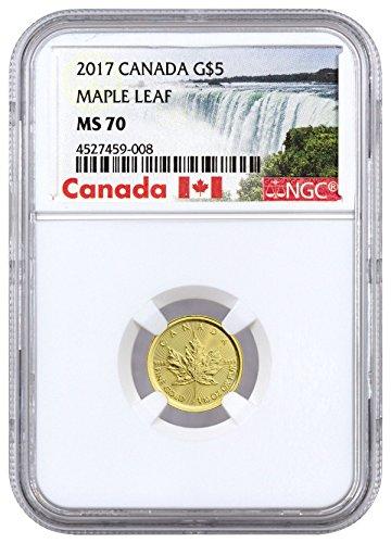 0.1 Ounce Gold Coin - 5