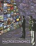 Macroeconomics and EconPortal Access Card for Micro/Macroeconomics (6 Month), Krugman, Paul, 1464123969