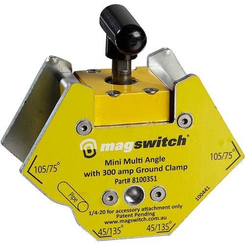 Sale!! Magswitch Mini Multi Angle w 300amp GC Magswitch Mini Multi Angle with 300 amp Ground