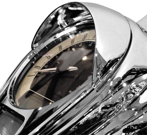 National Cycle Chrome Speedometer Cowl N7830