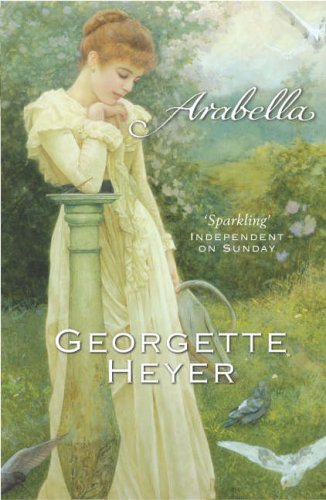 Arabella: Georgette Heyer Classic Heroines: Amazon.co.uk: Heyer ...