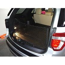 Car Rear Cargo Elastic String Net Storage Bag Organizer Flexible Cargo Net Mesh for Toyota 4Runner 2003 04 05 06 07 08 09 10 11 12 13 14 15 2016