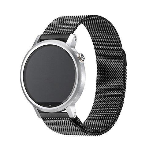 Magnetic Milanese Replacement Stainless Motorola