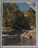 Autumn Fisherman jigsaw puzzle 600 Piece