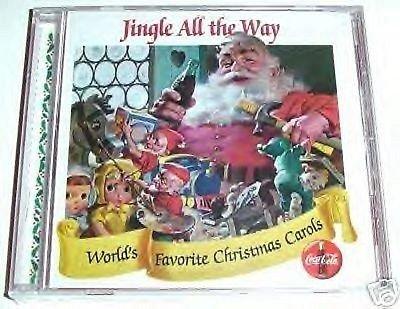Coca Cola presents Jingle All The Way: World's Favorite Christmas Carols - Collectors Edition Vol. -