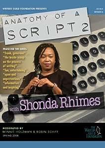 Anatomy of a Script 2 - Shonda Rhimes (two-disc set)