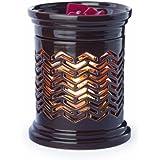 Candle Warmers Etc. Illumination Candle Warmer, Chevron