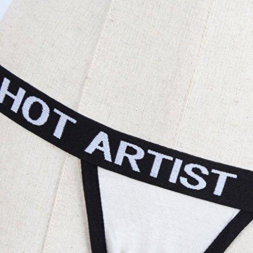 Biancheria Pantaloni Moda 2018 di liquidazione mutandine cinturini Poliestere intima Bianca Piebo Confortevole Con Vendita Sexy 5wPX0qdnnx