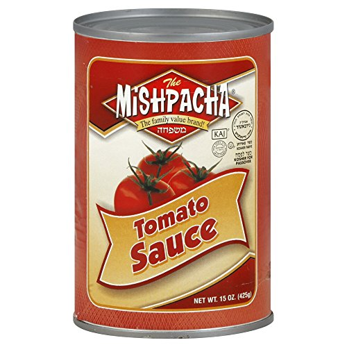 Mishpacha Tomato Sauce, 15 Ounce -- 24 per case. by Mispacha