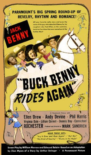 Buck Benny Rides Again - Mall Rochester The