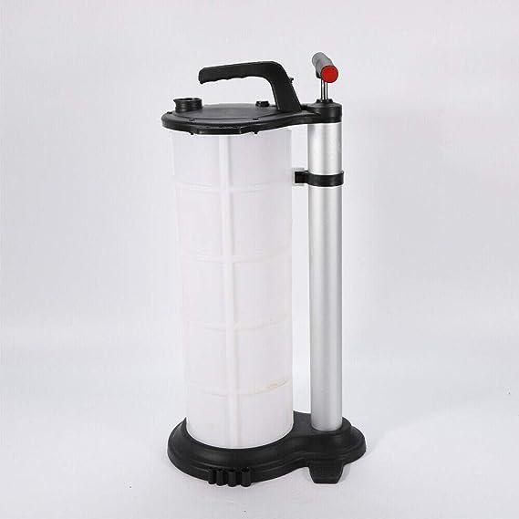 Bomba de vacío de aceite para coche, 9 L, para vacío manual ...