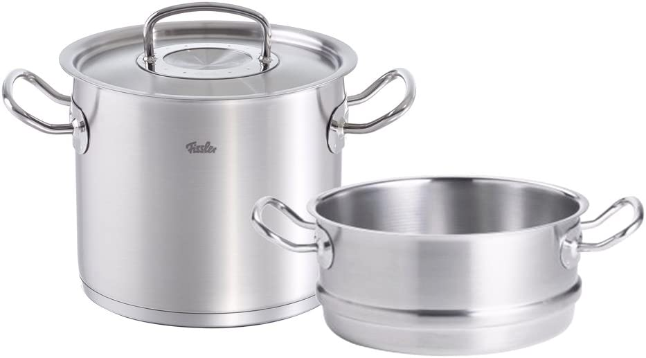 Fissler Stainless Stockpots Cookware