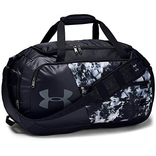 Under Armour Undeniable Duffle 4.0, Black (003)/Pitch Gray, ()