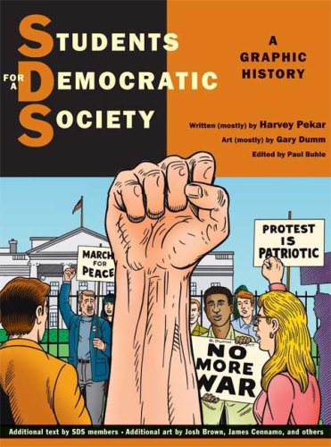 Read Online Students for a Democratic Society: A Graphic History pdf