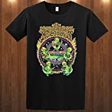 Details about The String Cheese Incident tee Michael Kang bluegrass t-shirt S M L XL 2XL 3XL (Large)